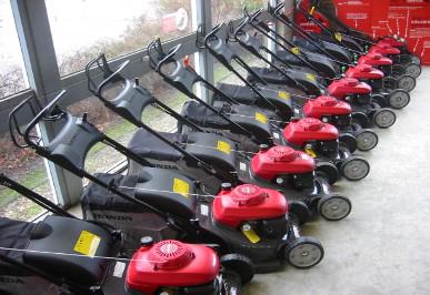 Honda grasmaaier dealer